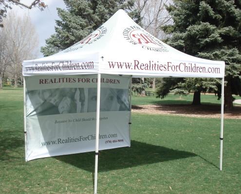 Realities Tent