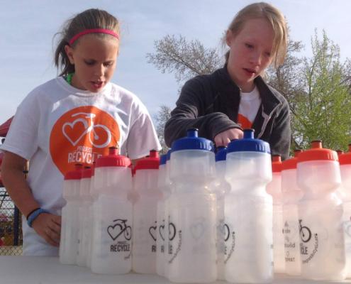 PR Water Bottles