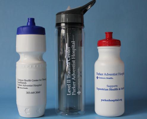 3 Promotional Bottles