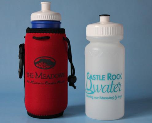 2 Promotional Bottles