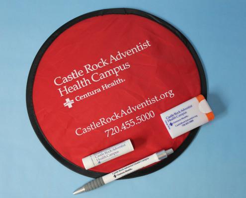 Castle Rock Adventist Promo Material