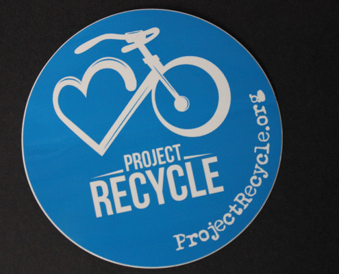 Project Recycle Promo Material