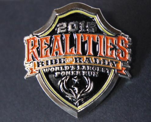 2015 Realities Pin