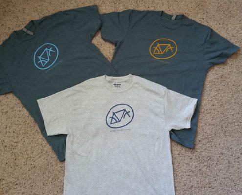 3 Alpine Cycling Classic Shirts