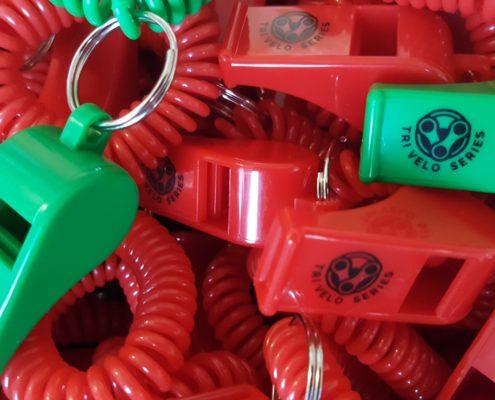 Tri Velo Whistles