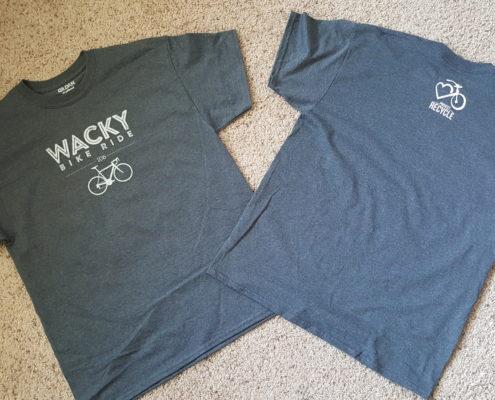 Wacky Bike Ride Shirts