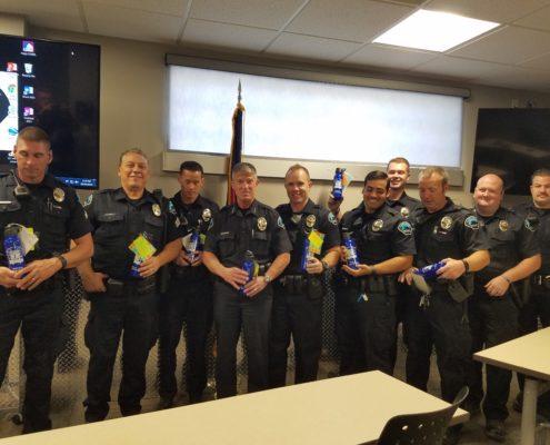 Police Bottles