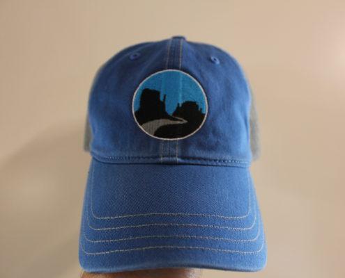 Blue Promotional Hat