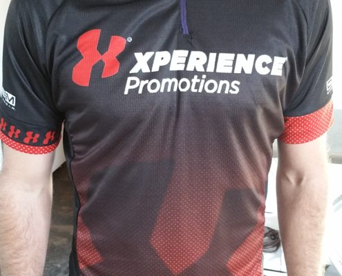 Xperience Promotions Bike Shirt