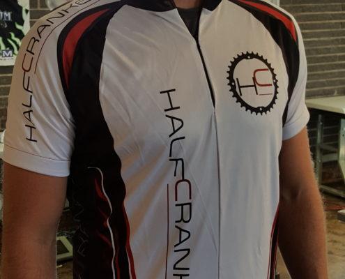 Halk Cranked Bike Shirt