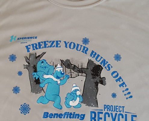 Grey Project Recycle Shirt