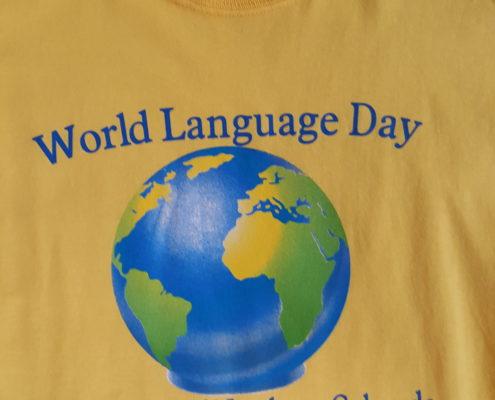 World Language Day Shirt