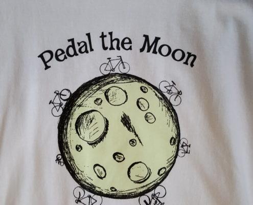 Pedal the Moon Shirt
