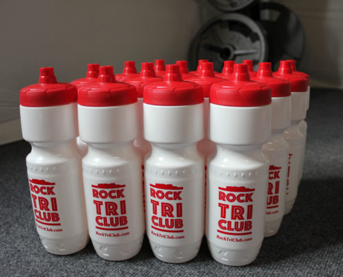 16 Rock Tri Club Bottle