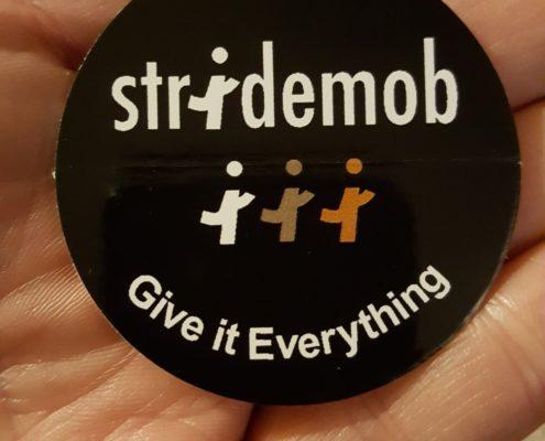 StrideMob Sticker