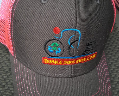 Mulicolored Hats