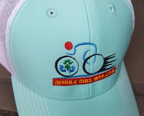 Light Blue Hat