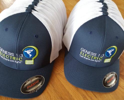 Genesis Electric Hats