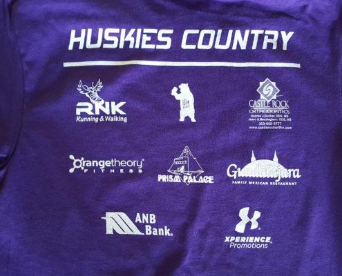 Huskies Shirts