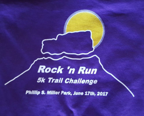 Rock n Run Shirt