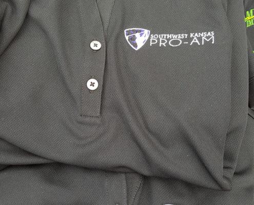 Two Pro Am Shirts