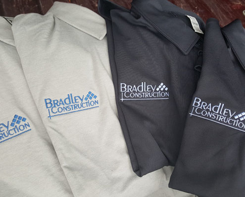 Bradley Construction Shirts