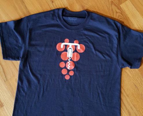 Blue Promotional Shirt