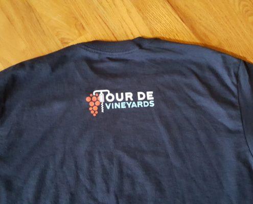Tour de Vineyards Shirt