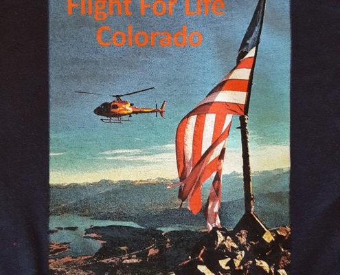Fight for Life Colorado Shirt
