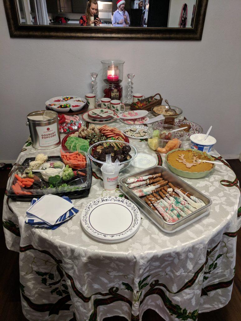 Small Group Food