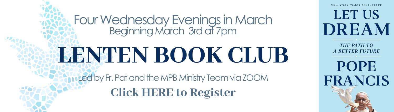 Lenten Book Club