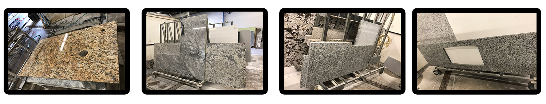 Large Grey Granite