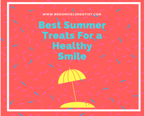 Tips for a Healthy Summer Smile