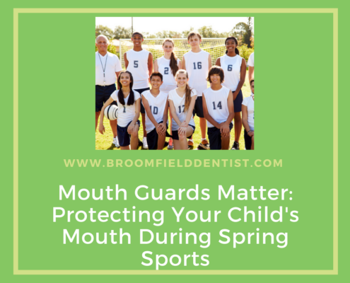Mouth Guards Matter Banner