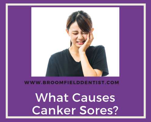 Canker Sores Graphic