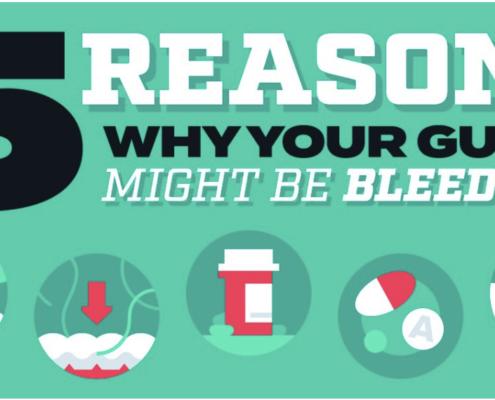 5 Reasons for Gum Bleeding