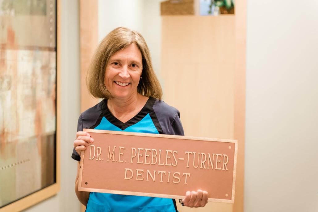 Dr M.E. Peebles-Turneer Plaque