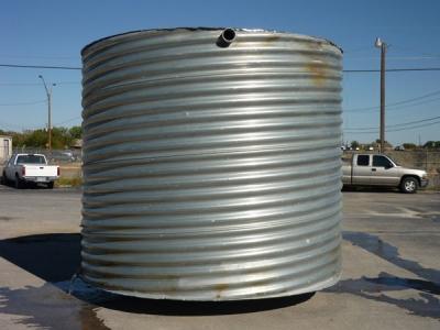 Large Metal Tub