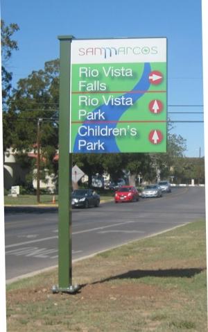 San Marcos Sign