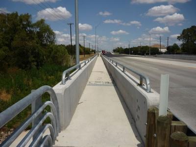 Bridge Foot Path