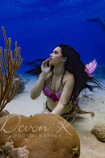 Mermaid Esmerelda
