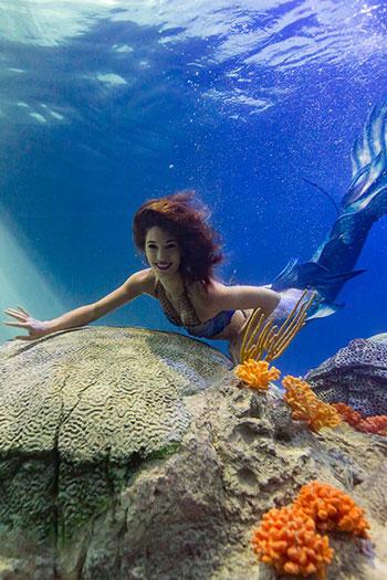Mermaid Karina
