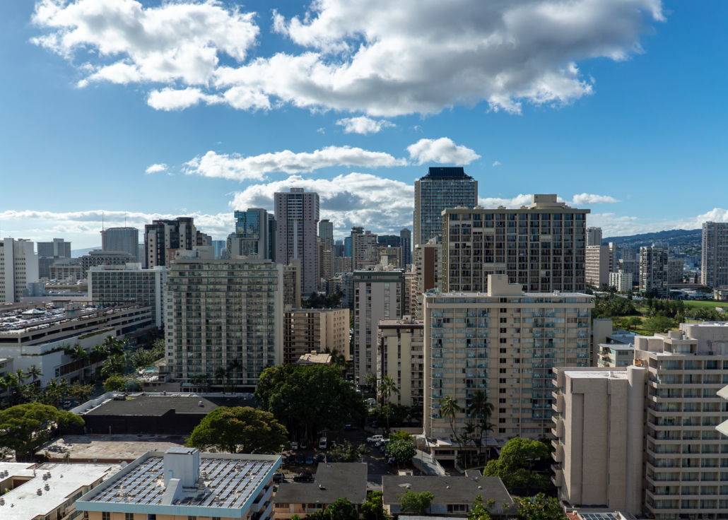 Hawaii Buildings