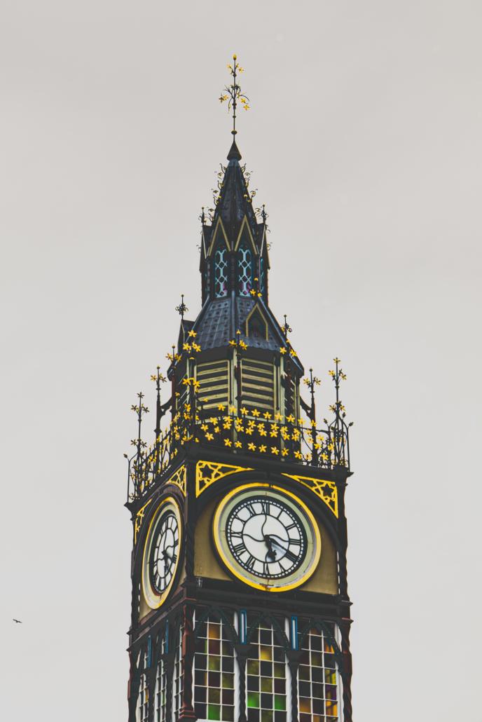 Christchurch Clock