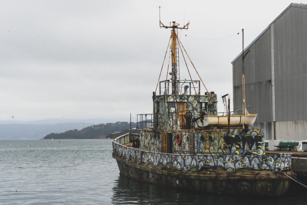 Wellington Boat