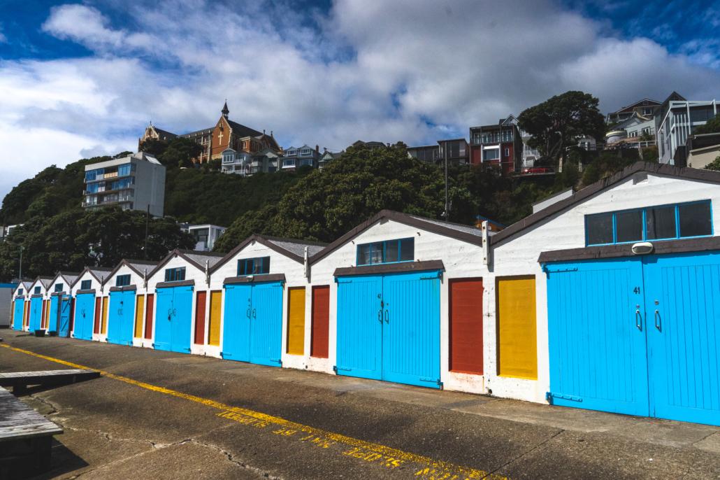 Wellington Boat Garages