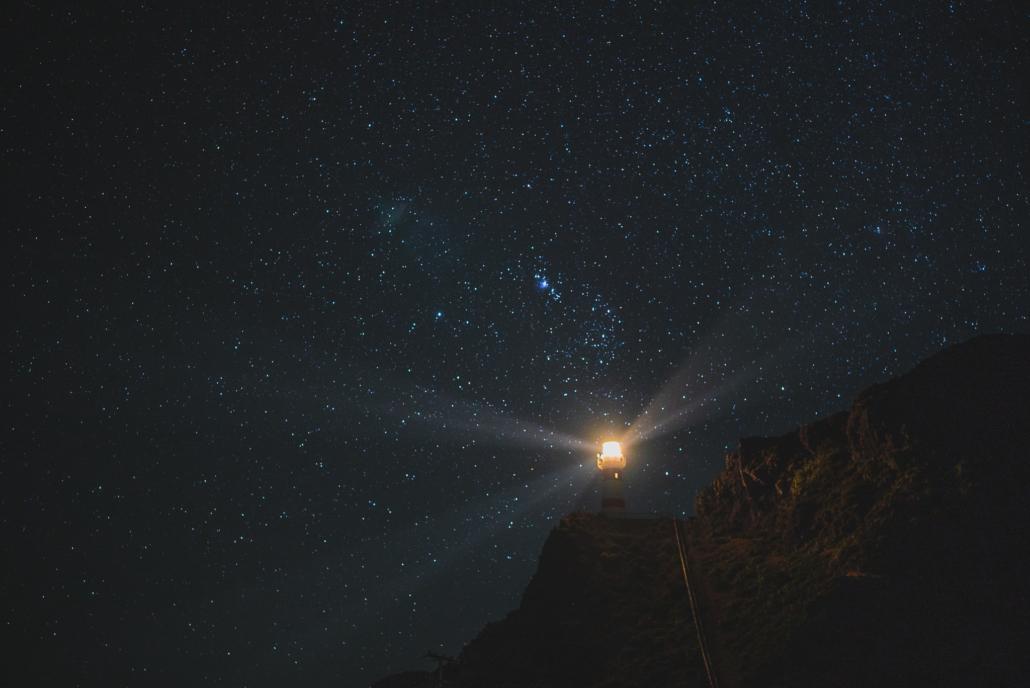Lighthouse Shining Bright