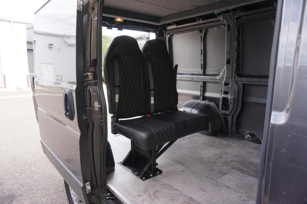 Fold Away Bench Seat